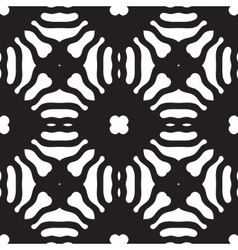 Abstract geometric symmetry modern fashion vector