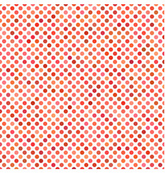 Colored dot pattern background - geometrical vector