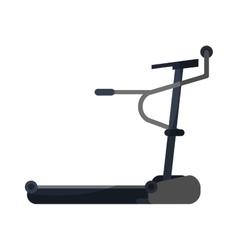 Gym equipment design vector