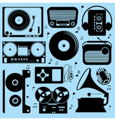 Music pattern vector