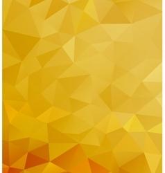 Background golden vector