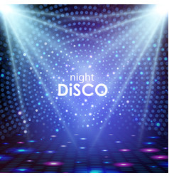 Disco abstract background disco ball texture vector