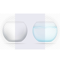 aquarium 03 vector image vector image
