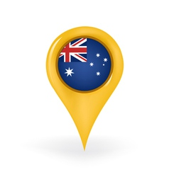 Location australia vector