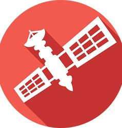 Satelite Icon vector image