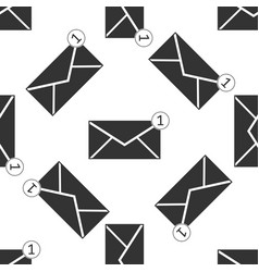 received message concept new email incoming vector image vector image