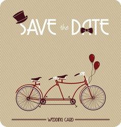 Biciklo za dvoje3 vector