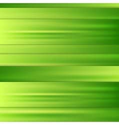 Abstract corporate green stripes background vector