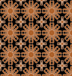 geometric seamless patterns backgrounds vector image vector image