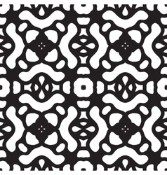 Abstract geometric symmetry modern fashion vector image vector image
