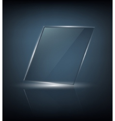 Transparent touch screen vector