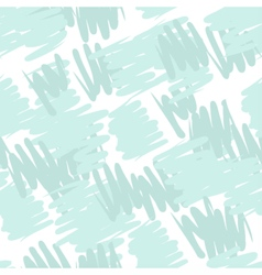 Brush strokes wallpaper seamless pattern vector