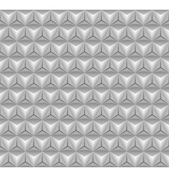 3d cube pattern vector