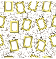 Blank pictures vector image vector image