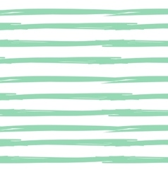 Hand drawn ink textured seamless striped vector