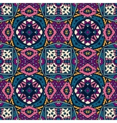 Ethnic abstract indian pattern vector