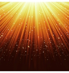 Star light sparkles background vector image vector image
