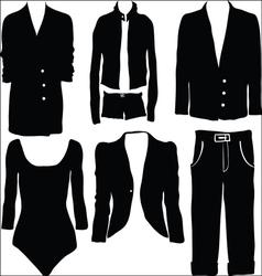 Ladieswear vector image