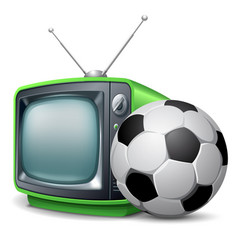 Soccer channel vector