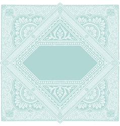 old stamp vector image