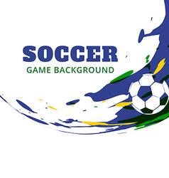 Soocer sports design vector