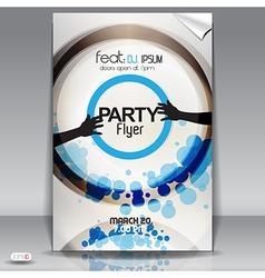 Dance party vector