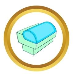 Shopwindow icon vector image