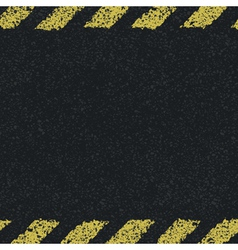 Industrial hazard lines background vector