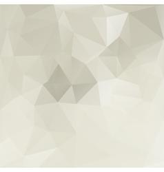 Poligonal of colored triangle vector