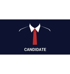 Candidate recruitment or election vector