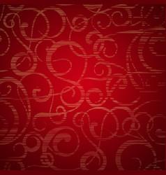 Fantasy swirl background vector