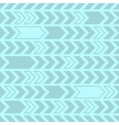 Decorative seamless pattern abstract arrows design vector
