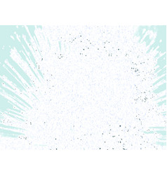 Light blue grunge splashed background vector