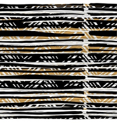 Abstract hand drawn native pattern seamless vector