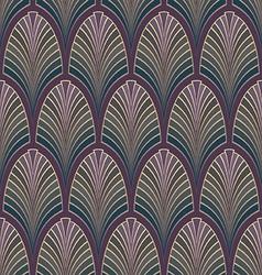 Art Nouveau vector image vector image