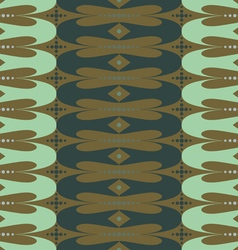 Eastern decorative lattice vector
