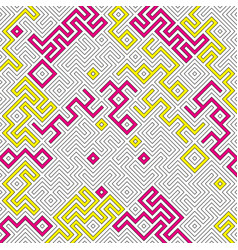 background spiral square texture geometric pattern vector image vector image