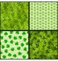 clover seam vector image