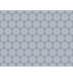 Background with arabian pattern vector