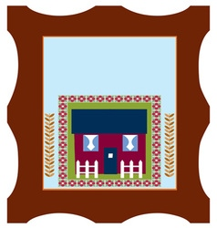 House Picture vector image vector image