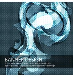banner design vector image vector image