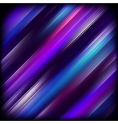Abstract background with colorful lines EPS 10 vector image
