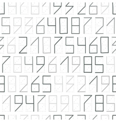 Zip code seamless vector