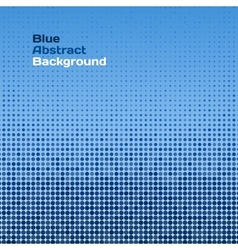 Abstract blue raster background vector