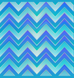 blue waves seamless pattern vector image vector image