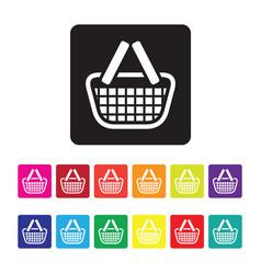 e-commerce sales icon set vector image
