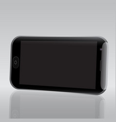 Smart phone realistic vector