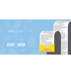 News publication web icon vector
