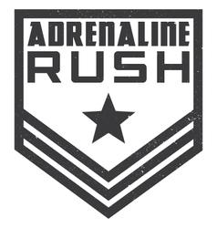 Army style logo vector