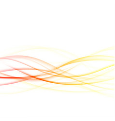 Bright energetic abstract smooth futuristic vector